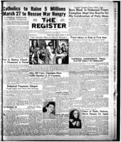 National Catholic Register January 16, 1949