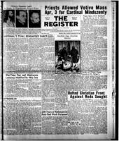 National Catholic Register February 20, 1949