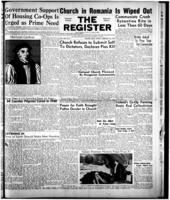 National Catholic Register February 27, 1949