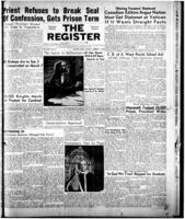 National Catholic Register March 6, 1949