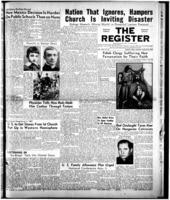 National Catholic Register March 20, 1949