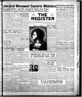 National Catholic Register May 1, 1949