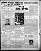 National Catholic Register May 22, 1949