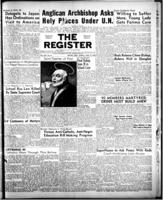 National Catholic Register June 19, 1949