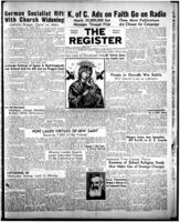 National Catholic Register June 26, 1949