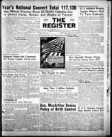 National Catholic Register July 3, 1949