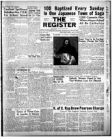 National Catholic Register July 31, 1949