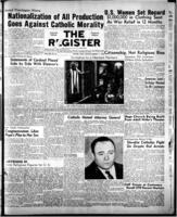 National Catholic Register August 7, 1949