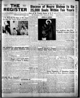National Catholic Register September 4, 1949