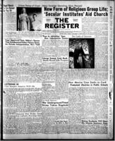National Catholic Register September 11, 1949