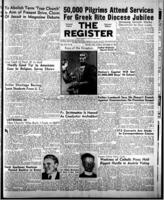 National Catholic Register September 18, 1949