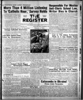 National Catholic Register September 25, 1949