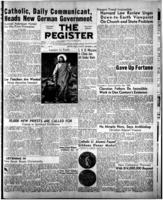 National Catholic Register October 9, 1949