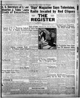 National Catholic Register October 16, 1949