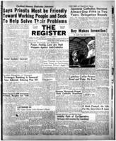 National Catholic Register October 23, 1949