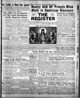 National Catholic Register October 30, 1949