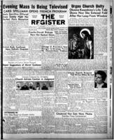 National Catholic Register November 6, 1949