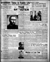 National Catholic Register November 27, 1949