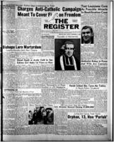 National Catholic Register December 11, 1949