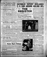 National Catholic Register January 1, 1950
