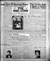 National Catholic Register January 29, 1950
