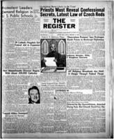 National Catholic Register February 12, 1950
