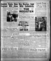 National Catholic Register February 26, 1950