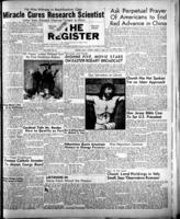 National Catholic Register April 2, 1950