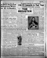 National Catholic Register June 4, 1950