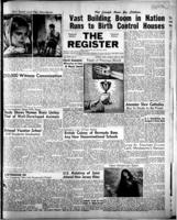 National Catholic Register July 2, 1950