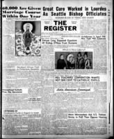 National Catholic Register July 16, 1950