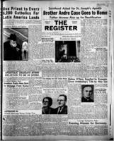 National Catholic Register July 23, 1950