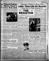 National Catholic Register August 6, 1950