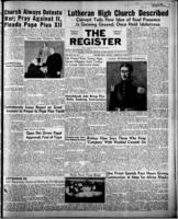 National Catholic Register August 20, 1950