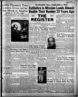 National Catholic Register September 24, 1950