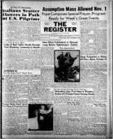 National Catholic Register October 29, 1950