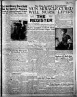 National Catholic Register December 10, 1950