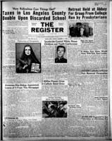 National Catholic Register December 17, 1950