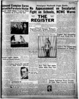 National Catholic Register December 24, 1950