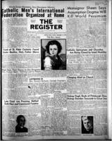 National Catholic Register December 31, 1950