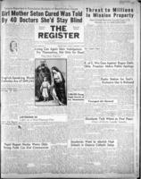 National Catholic Register January 7, 1951