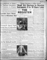 National Catholic Register January 28, 1951