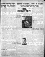 National Catholic Register February 4, 1951