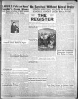 National Catholic Register March 4, 1951