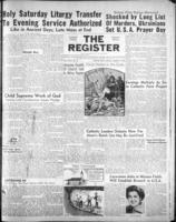 National Catholic Register March 11, 1951