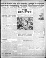 National Catholic Register March 25, 1951