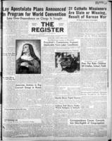 National Catholic Register April 15, 1951