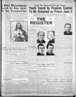 National Catholic Register May 27, 1951