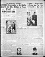 National Catholic Register June 3, 1951
