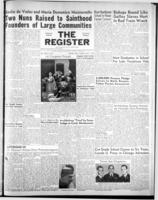 National Catholic Register July 1, 1951